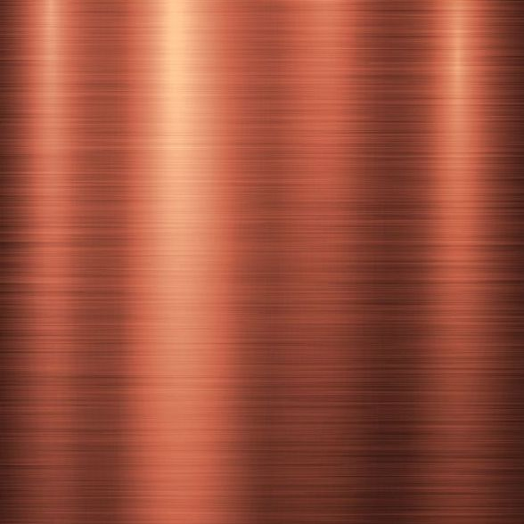 Metal copper background vector 04 - Vector Background free download