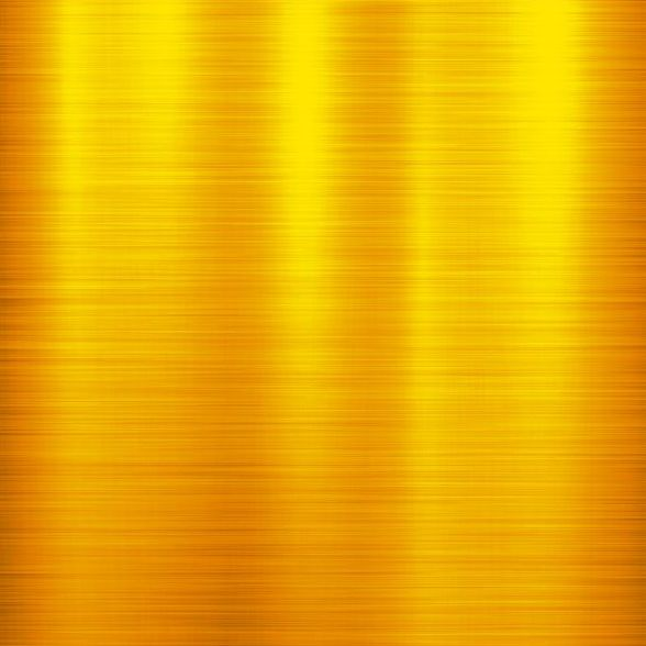 Metal Golden Background Vectors 08 Free Download