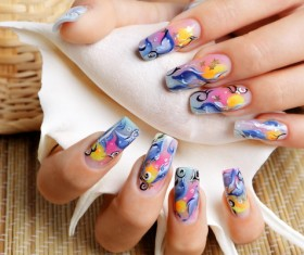 Nice looking nail HD picture