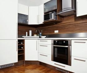 Stock photo Modern kitchen design 12