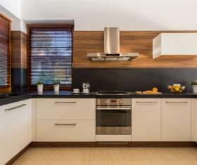 Stock photo Modern kitchen design 13