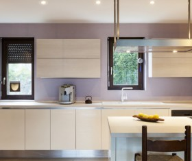 Stock photo Modern kitchen design 14
