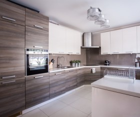 Stock photo Modern kitchen design 15