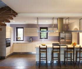 Stock photo Modern kitchen design 20