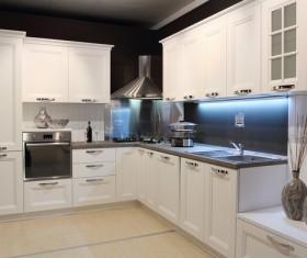 Stock photo Modern kitchen design 21