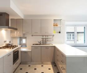 Stock photo Modern kitchen design 22