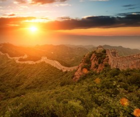 The Great Wall of China HD picture