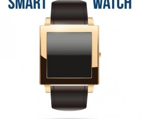 Vector smart watches template material 02