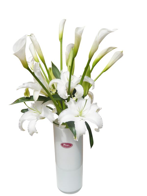 Calla Lily Flower Arrangement