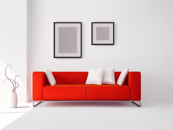 Living room interior design vector 03 vector life free download for Interior design images free download