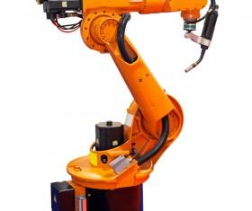 smart robot Stock Photo 01