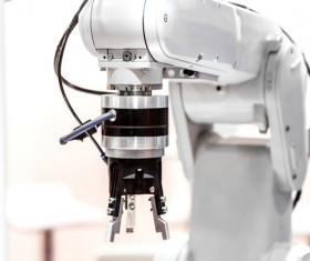 smart robot Stock Photo 03