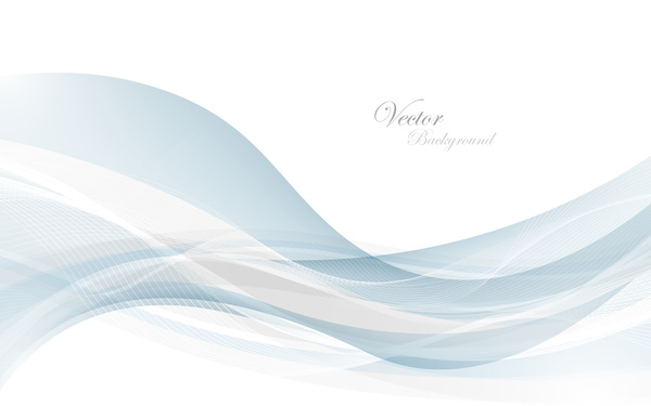 Abstract Gray Waves Background Art Vector Free Download