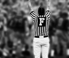 American football Stock Photo 02