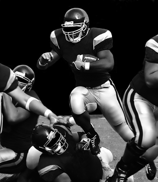 American football Stock Photo 05
