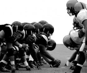 American football Stock Photo 06