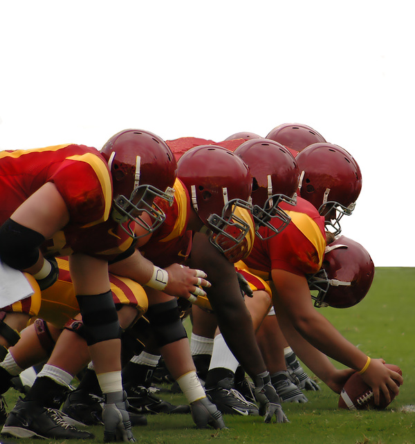 American football Stock Photo 09