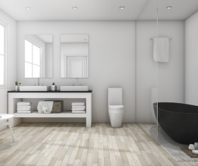 Bathroom Interior HD picture 04
