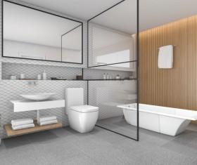 Bathroom Interior HD picture 09
