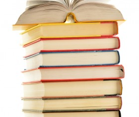 Books Stock Photo 01