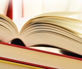 Books Stock Photo 02