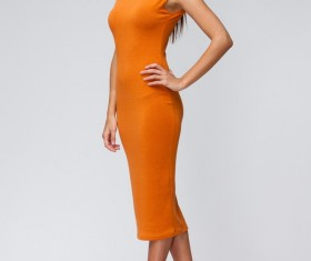 Clothing model Stock Photo 04