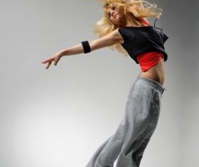 Dancer Stock Photo 03