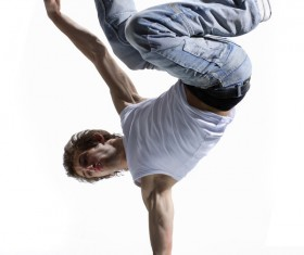 Dancer Stock Photo 04
