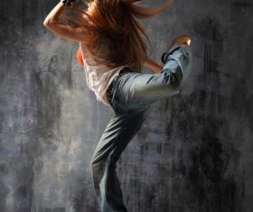 Dancer Stock Photo 08