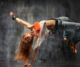 Dancer Stock Photo 09