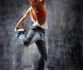 Dancer Stock Photo 10