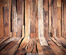 Dark wood background Stock Photo 09