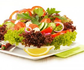 Delicious Vegetable Salad HD picture