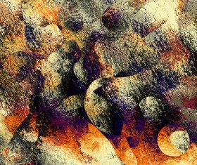 Digital abstract painting Stock Photo 15