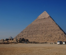 Egypt travel, pyramid Stock Photo 04