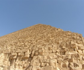 Egypt travel, pyramid Stock Photo 09
