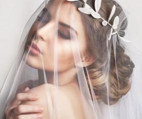 Fashion wedding bride HD picture 02