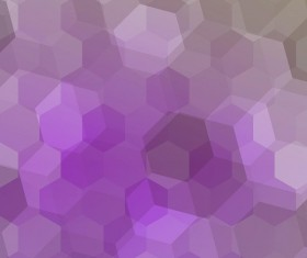 Gray with purple backgrounds with hexagon vector