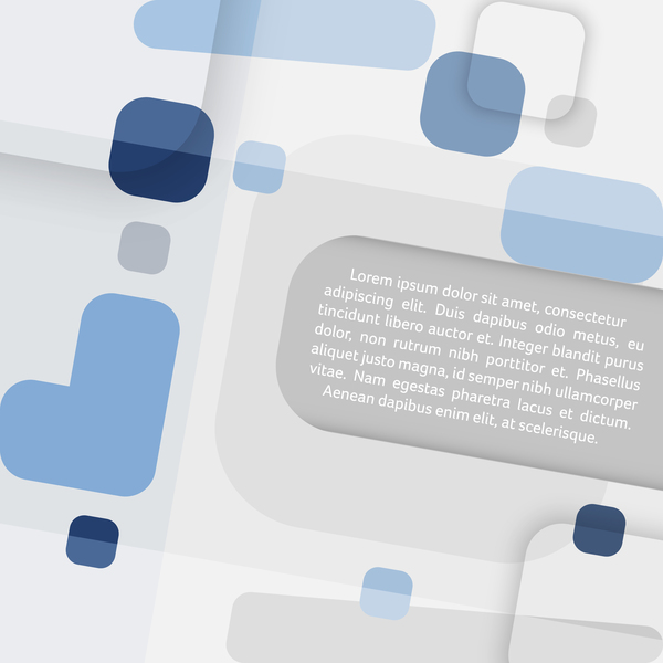 Modern background with business template vector 03