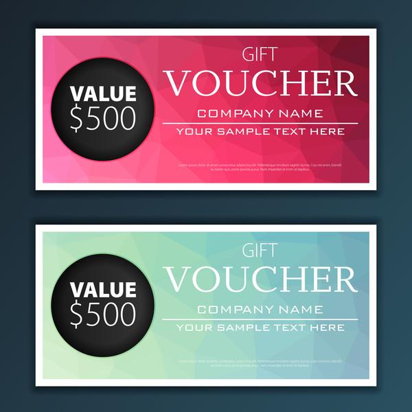 Modern gift voucher template vector 01 free download modern gift voucher template vector 01 yelopaper Choice Image