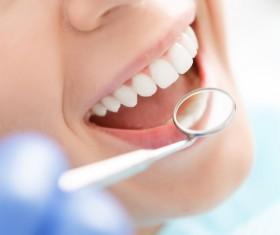 Oral examination Stock Photo