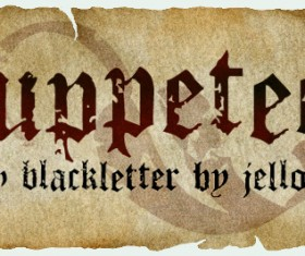 PUPPETEER font