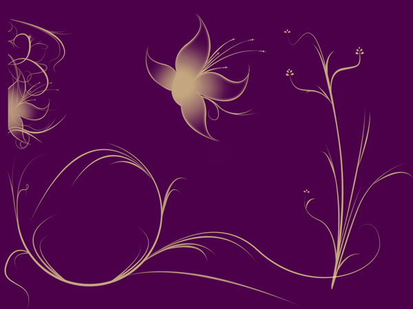 Purple Aesthetic Pattern Background Stock Photo Free Download