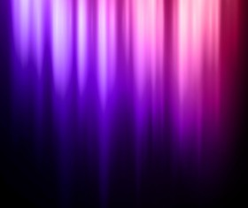 Purple light curtains background vector