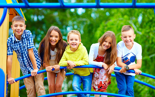 Smiling children HD picture 01 - Kids stock photo free ...