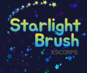 Starlight photoshop brushes