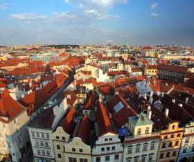 Tourist attraction in Prague Stock Photo 05