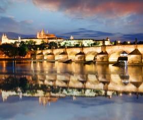 Tourist attraction in Prague Stock Photo 07