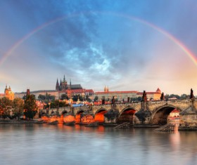 Tourist attraction in Prague Stock Photo 10