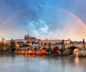 Tourist attraction in Prague Stock Photo 10
